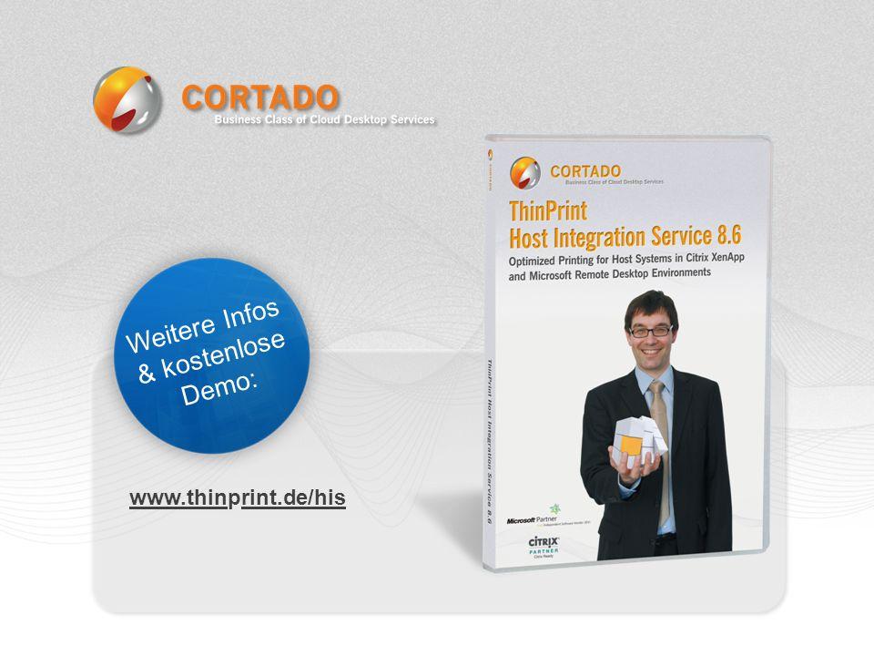 www.thinprint.de/his Weitere Infos & kostenlose Demo: