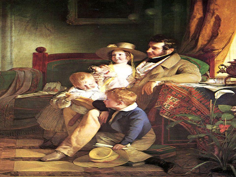 Namensgebung Gottlieb Biedermaier Parodie des Spießbürgertums Biedermeier wird Begriff für die Gute alte Zeit und später auch für die Kunst zwischen 1815 und 1848