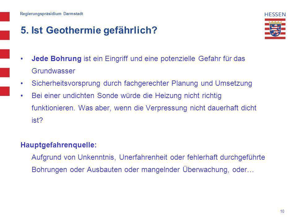 10 5.Ist Geothermie gefährlich.