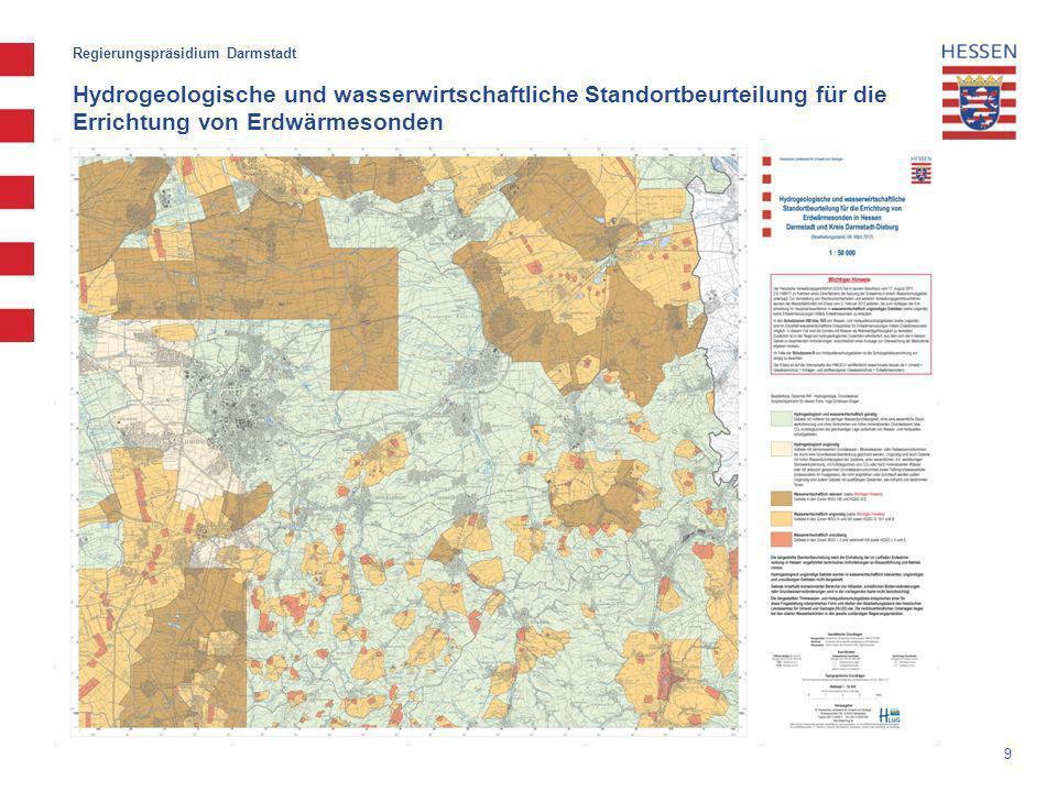 9 Hydrogeologische und wasserwirtschaftliche Standortbeurteilung für die Errichtung von Erdwärmesonden