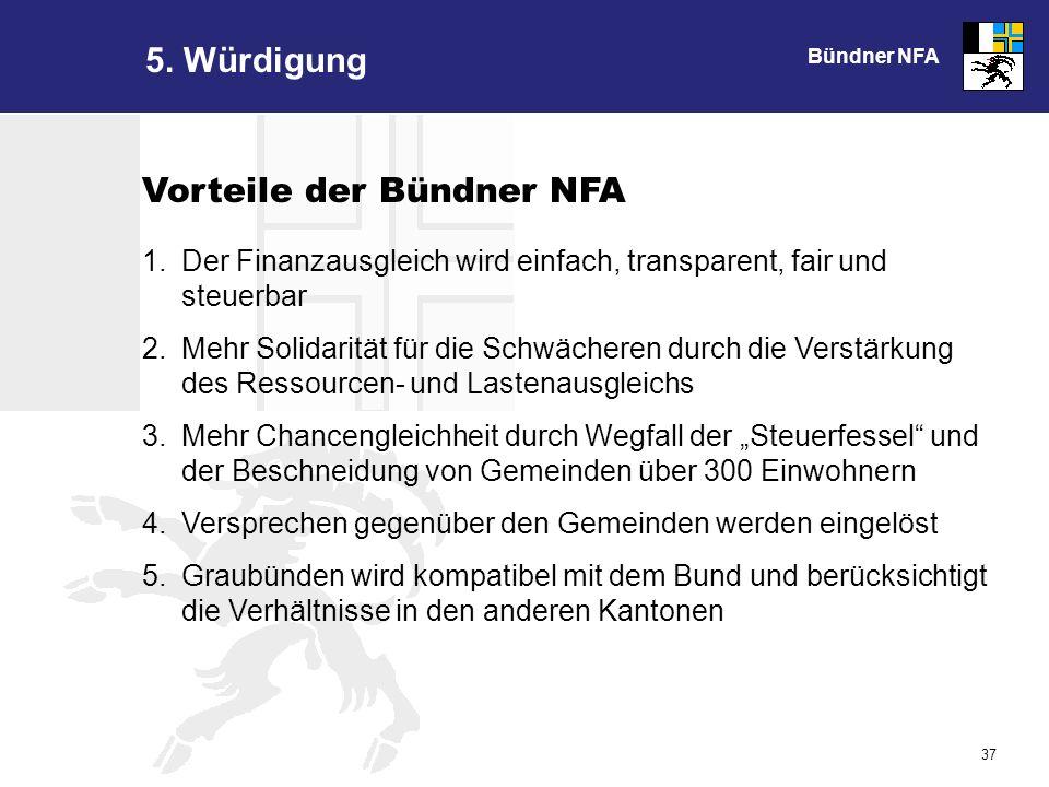 Bündner NFA 37 5.