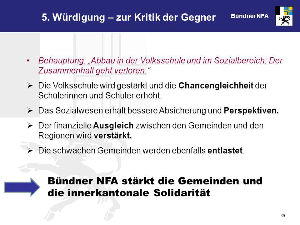 Bündner NFA 39 5.