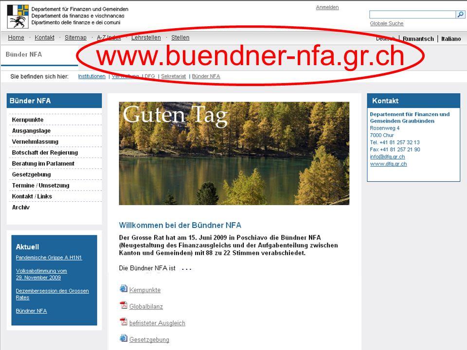 Bündner NFA 44 www.buendner-nfa.gr.ch …