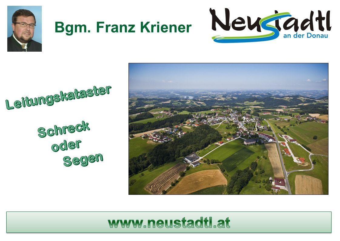 Bgm. Franz Kriener