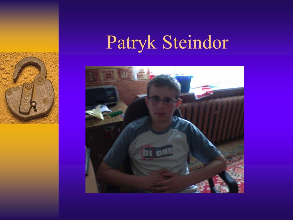 Patryk Steindor