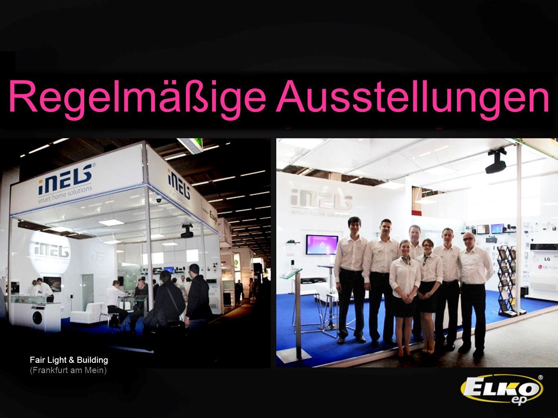 Fair Light & Building (Frankfurt am Mein) Regelmäßige Ausstellungen