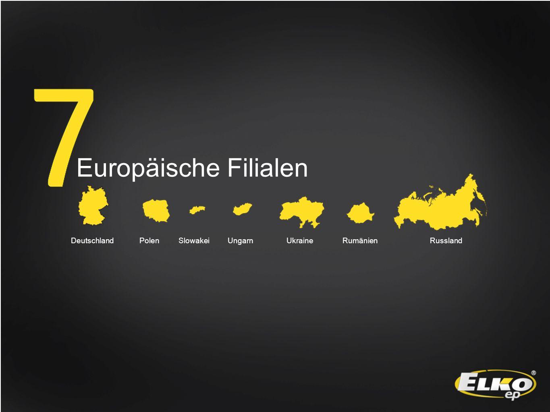 PolenSlowakeiUngarnUkraineRumänienRussland Europäische Filialen Deutschland