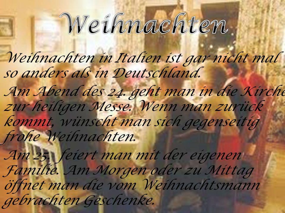 Beschenkt werden alle Kinder am 6.Januar, dem Dreikönigstag.