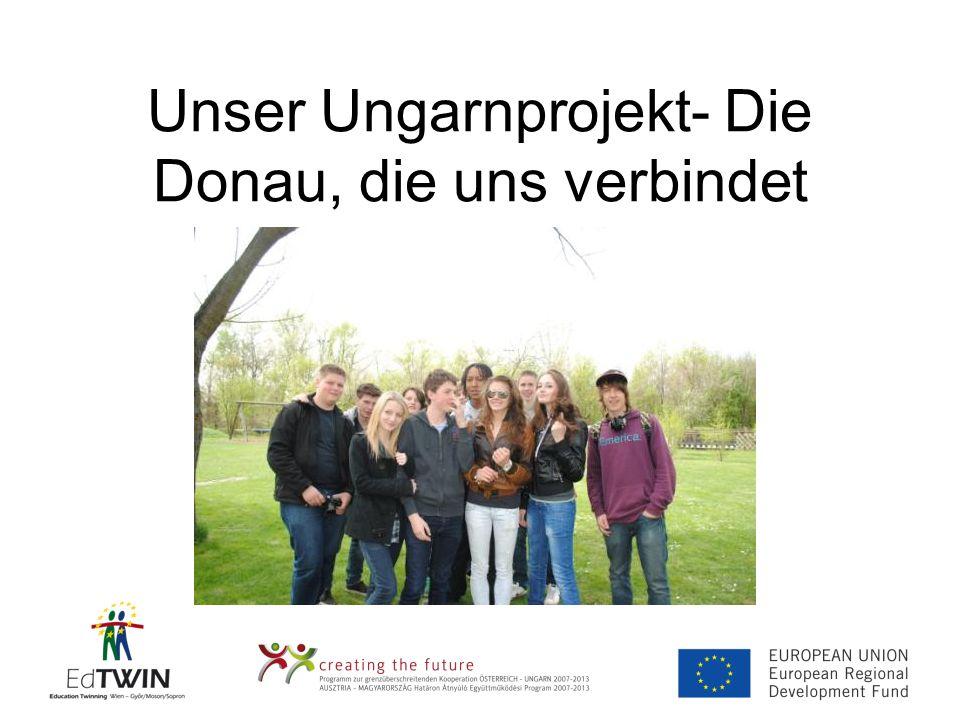 Unser Ungarnprojekt- Die Donau, die uns verbindet