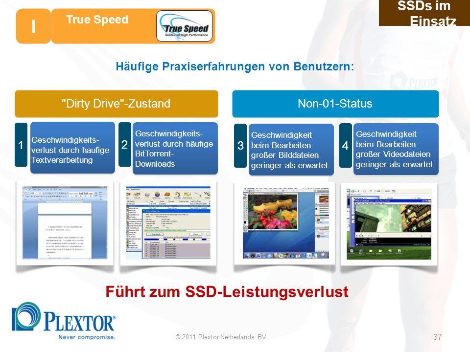 Geschwindigkeits- verlust durch häufige Textverarbeitung Non-01-Status Dirty Drive -Zustand 1 2 Häufige Praxiserfahrungen von Benutzern: Geschwindigkeits- verlust durch häufige BitTorrent- Downloads Geschwindigkeit beim Bearbeiten großer Bilddateien geringer als erwartet.