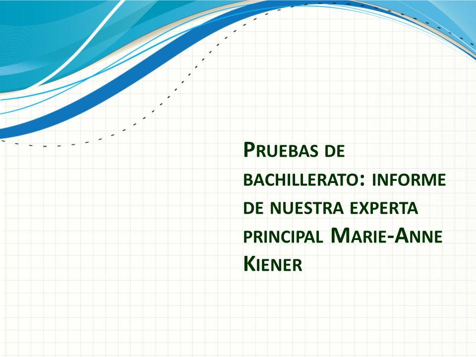 E NCUENTRO DE PROFESORAS Y PROFESORES DE LA ASIGNATURA DE ESPAÑOL EN LOS G YMNASIEN DEL CANTÓN DE B ERNA 1 de noviembre de 2012 Despedida