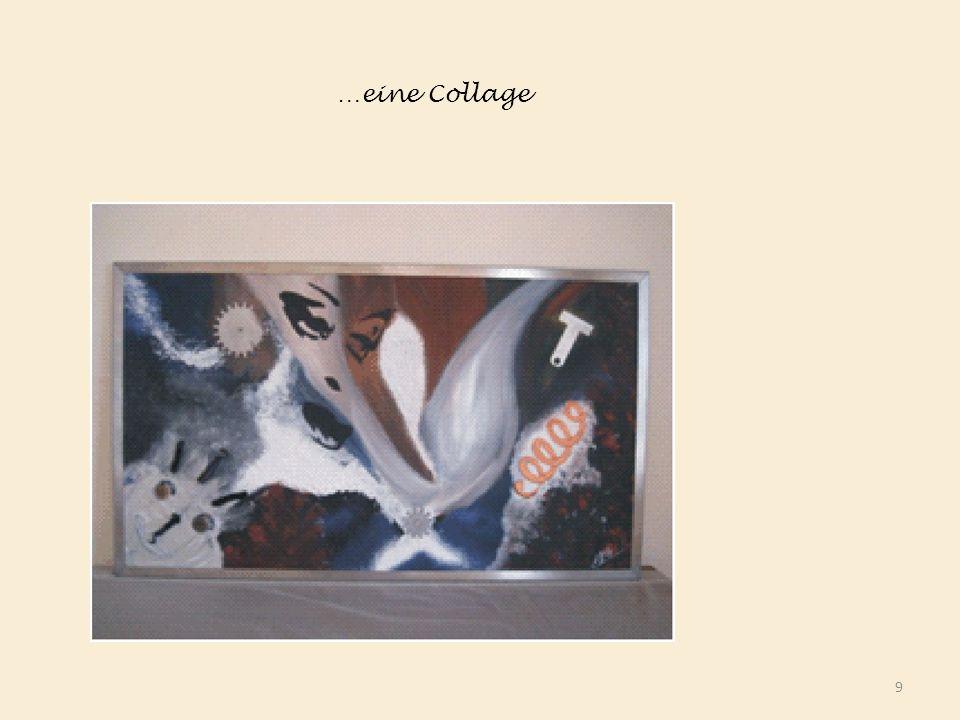 9 …eine Collage