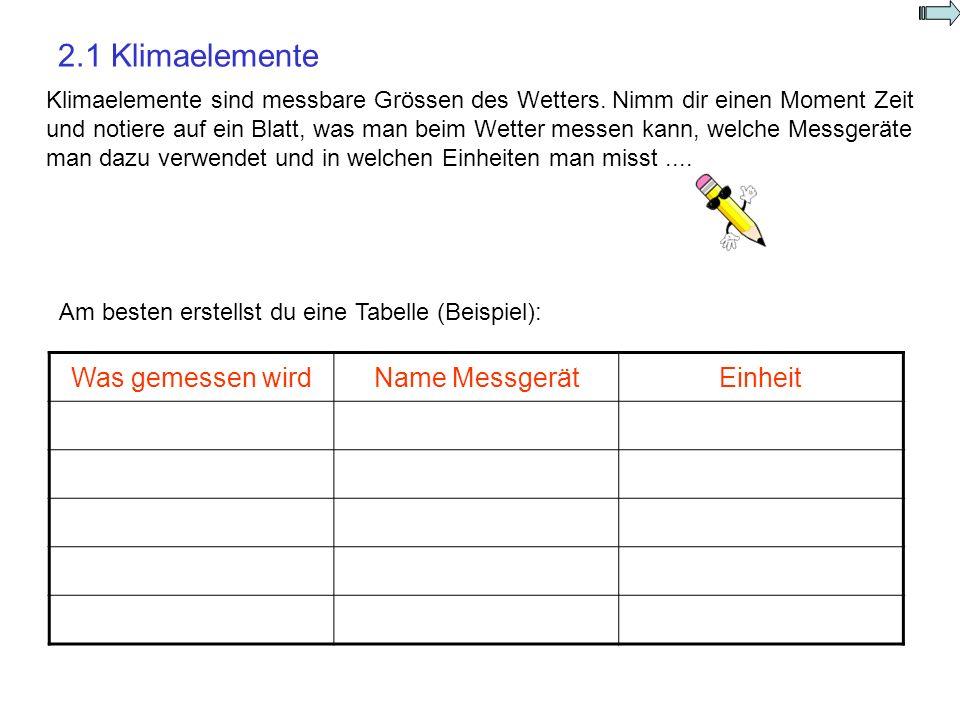 Lernkontrolle A 1) Wie wurde die Skala für die Temperaturmessung festgelegt.