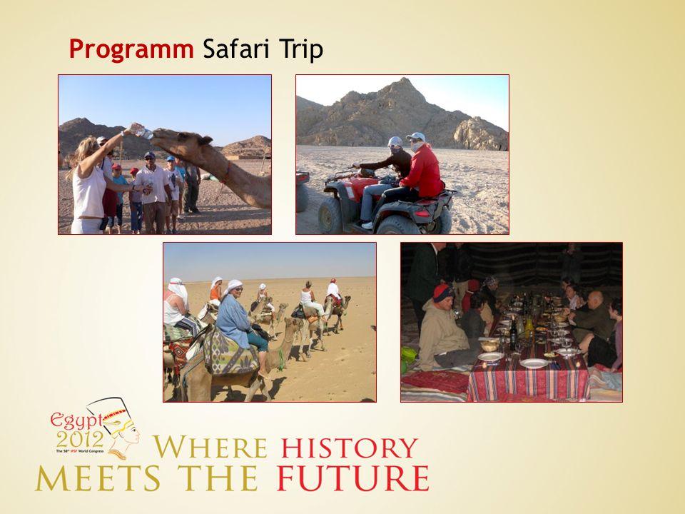 Programm Safari Trip