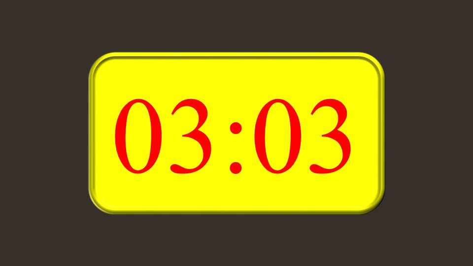 03:05
