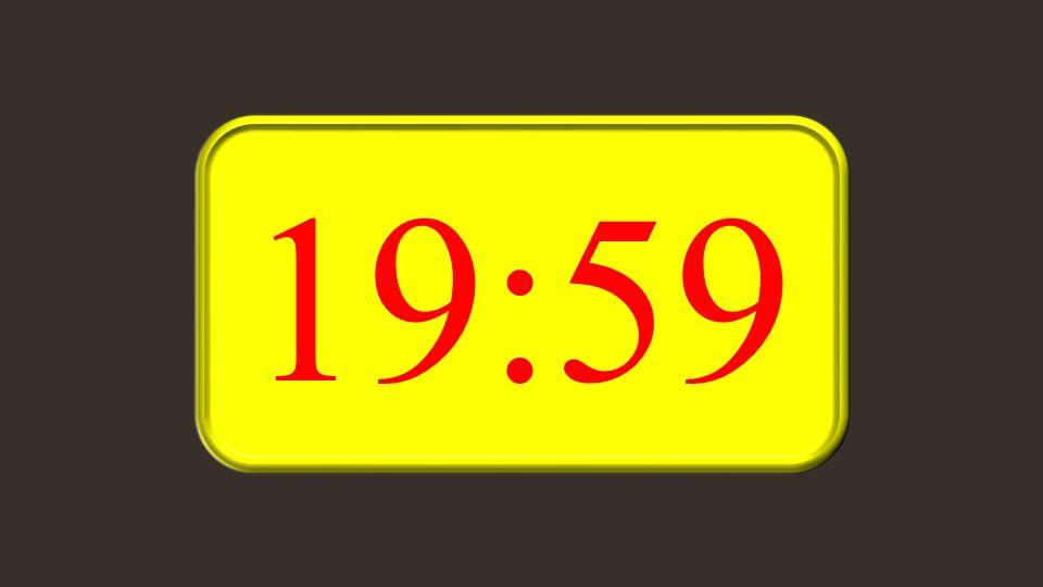 Rückwärtszähler Beginnen bei 20:0010:0005:0001:00 Nur eine Spielerei, nicht für amtliche Zeitmessungen geeignet! Je nach PC-Belastung geht der Zähler