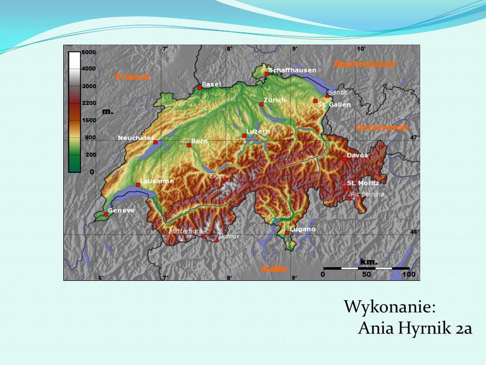 Wykonanie: Ania Hyrnik 2a