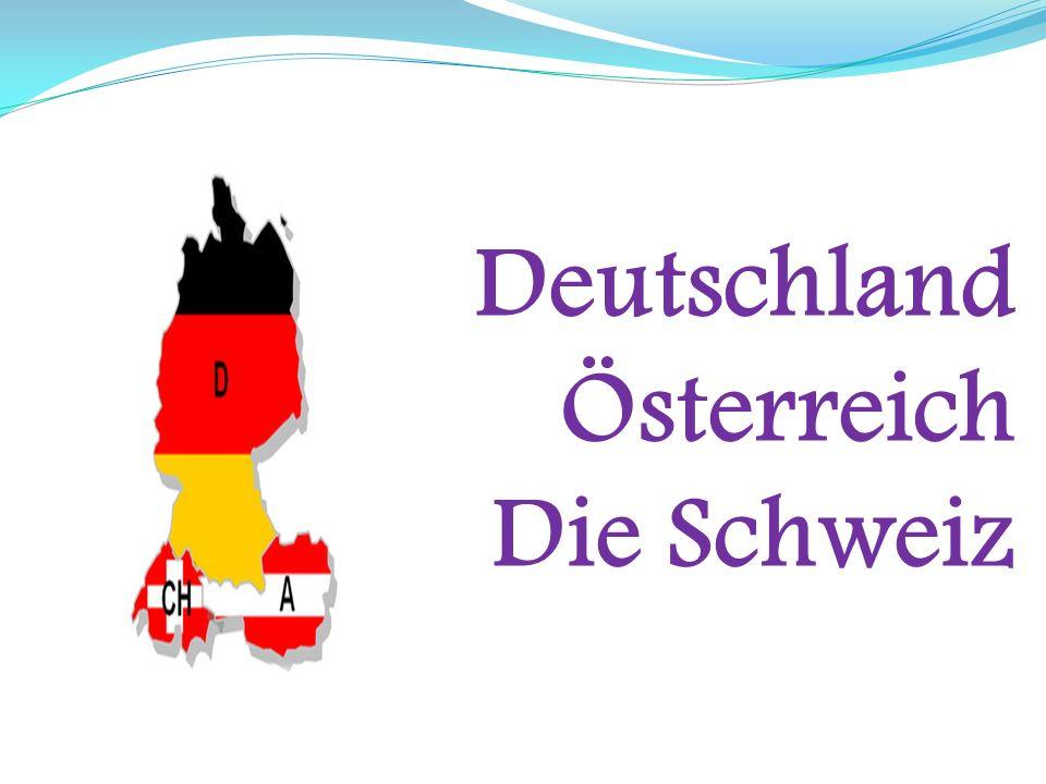 Hauptinformationen Deutschland ist ein föderalistischer Staat in Mitteleuropa.