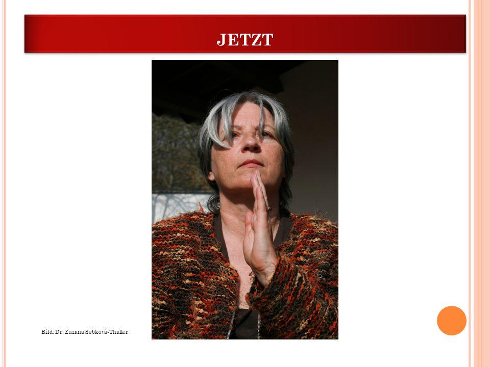 JETZT Bild: Dr. Zuzana Sebková-Thaller