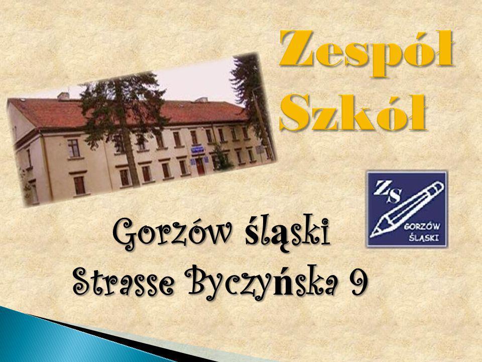 Gorzów śląski Strasse Byczyńska 9