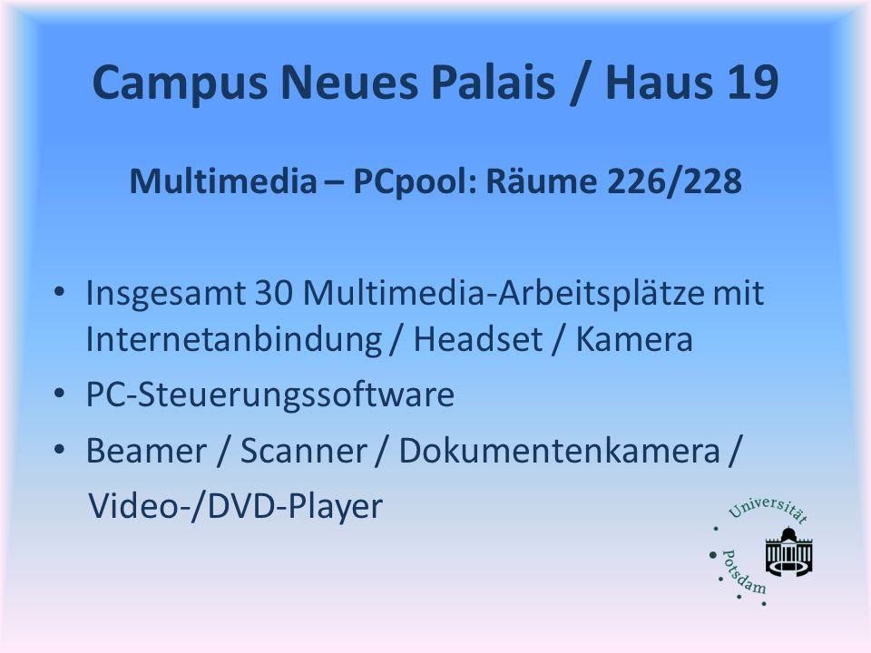 Pfad zur Website des ZeSSKo http://www.uni-potsdam.de