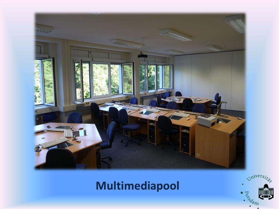 Campus Neues Palais / Haus 19 Lehrräume (2.+ 3.
