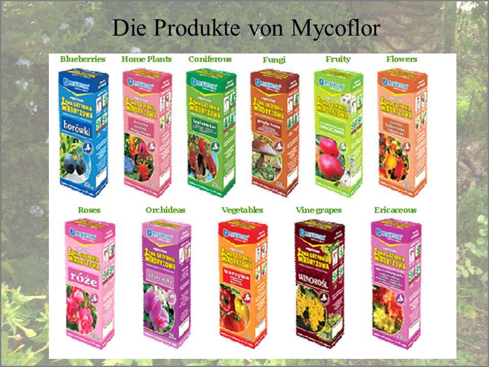 Die Produkte von Mycoflor