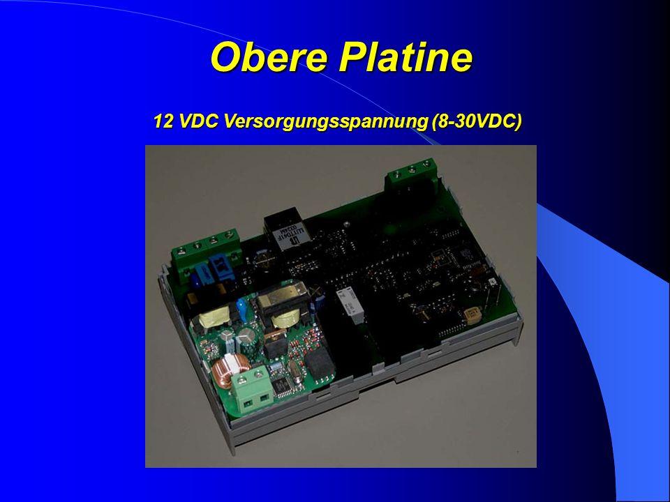 230 VAC Spannungsversorgung (60-250 VAC)