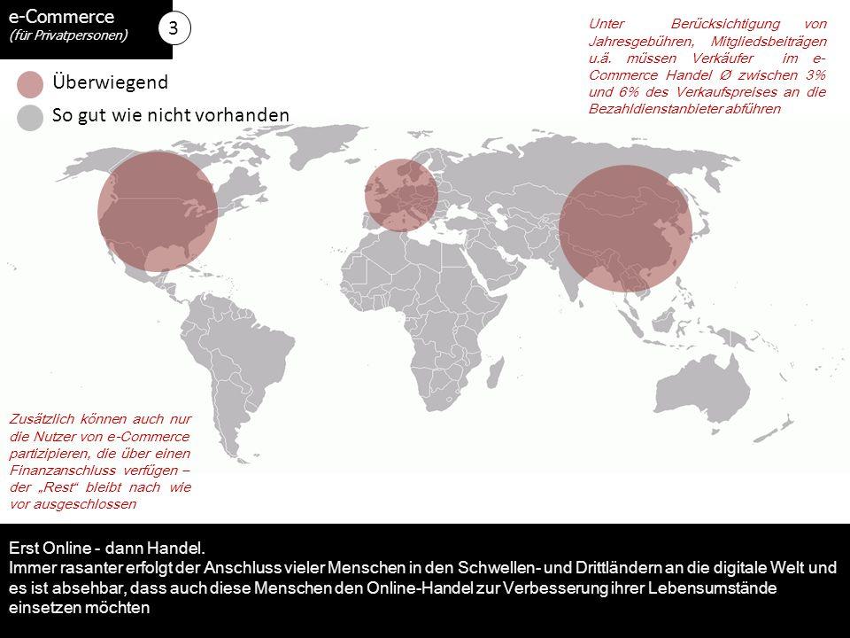 Global Market… oder Market´s.Westlich orientiert Das Internet - Grenzenlos und doch geteilt.