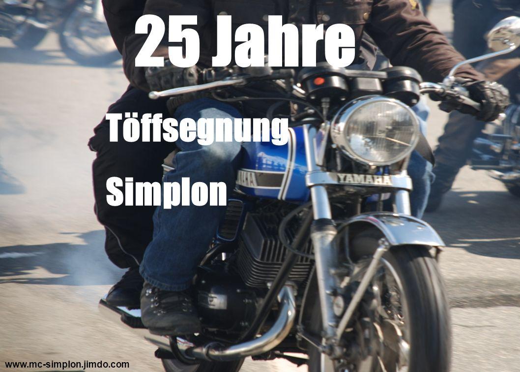 Motorradsegnung 01.MAI 2011 … an der Segnung auf dem Simplonpass.