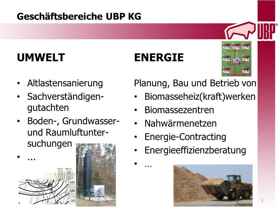 3 Betreiber von Biomasseheizwerken