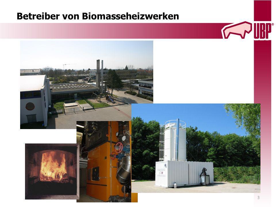 4 Warum Wärmenetze und Biomasse? Wärmepreis in /MWh Quelle: TSB Bingen