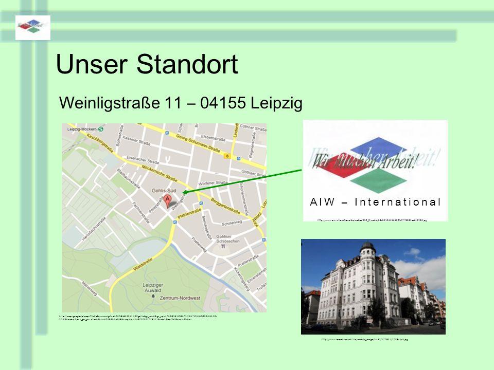 Unser Standort Weinligstraße 11 – 04155 Leipzig AIW – International http://www.aiw-international.de/mediac/450_0/media/88e5412d45b580fcffff9582ac144226.jpg http://www.immobiliensicht.de/inserats_images/u435/170941/170941-3.jpg http://maps.google.de/maps hl=de&q=weinligstra%C3%9Fe%2011%20gohlis&gs_sm=3&gs_upl=4766l8531l0l8672l25l17l0l1l1l0l282l1344l2- 5l5l0&bav=on.2,or.r_gc.r_pw.,cf.osb&biw=1069&bih=639&wrapid=tlif133050641729211&um=1&ie=UTF-8&sa=N&tab=il