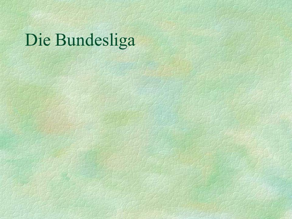 Die Bundesliga