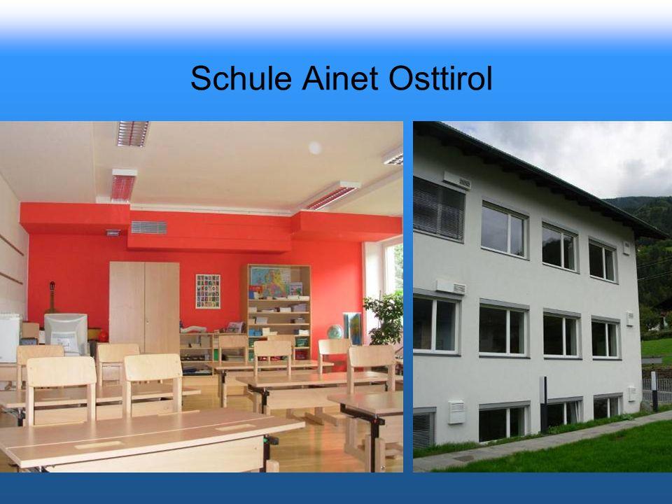 Schule Ainet Osttirol