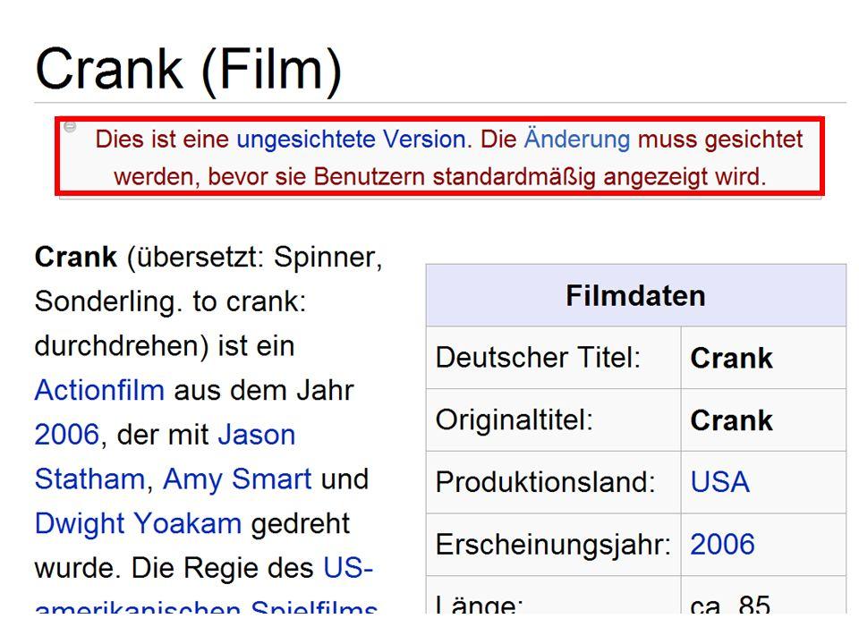 Wer schreibt in der Wikipedia.