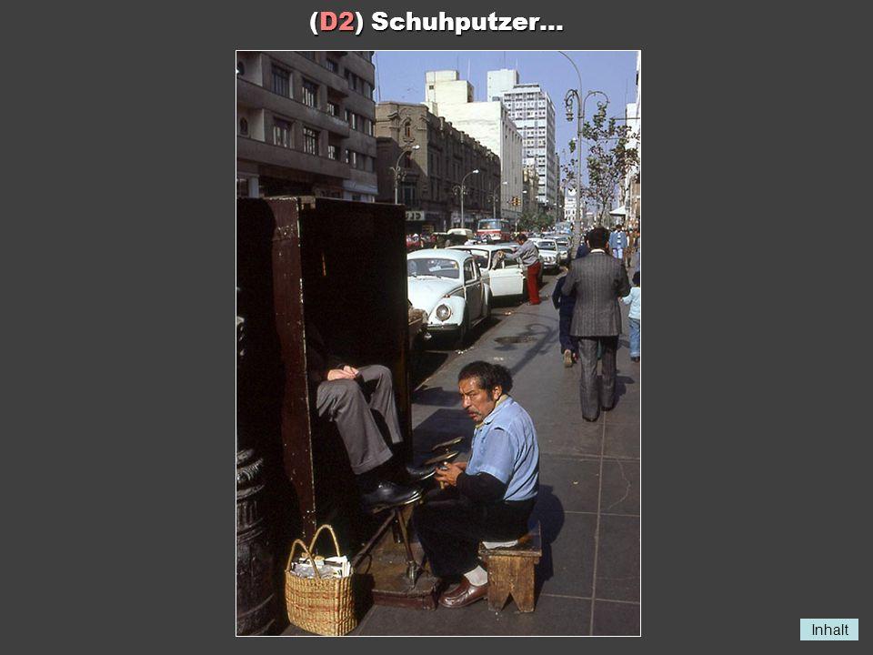 Inhalt (D2) Schuhputzer...