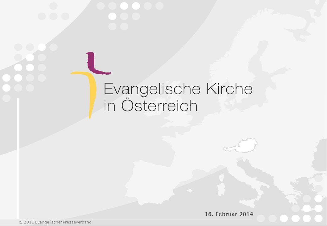 © 2011 Evangelischer Presseverband Themenbereiche Evangelische in Österreich Projekt Tauftropfen Projekt Du bist mehr Ökumene in Österreich Engagement für Europa
