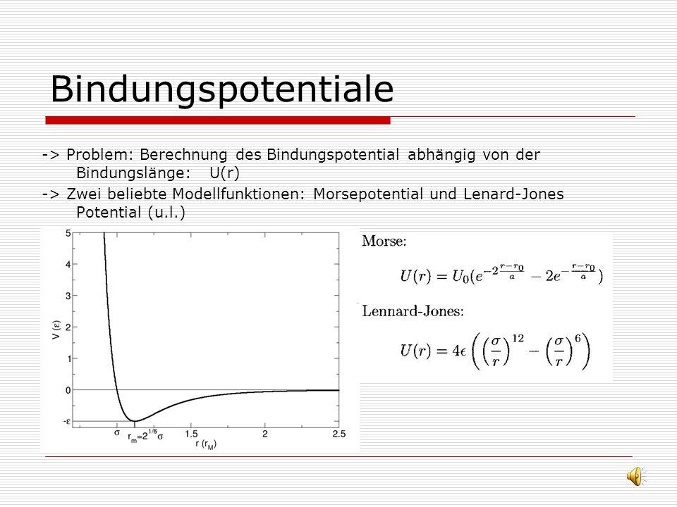 Metallische Bindungen -> Elektronengas, Ionenrümpfe -> Erniedrigung der Energie der Valenzelektronen -> dicht gepackte Strukturen -> starke Bindungen