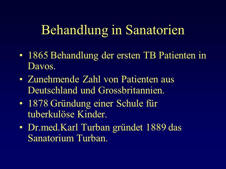 Januar 1921: Thomas Mann in Davos, rechts Tänzerin Niddy Impekoven.