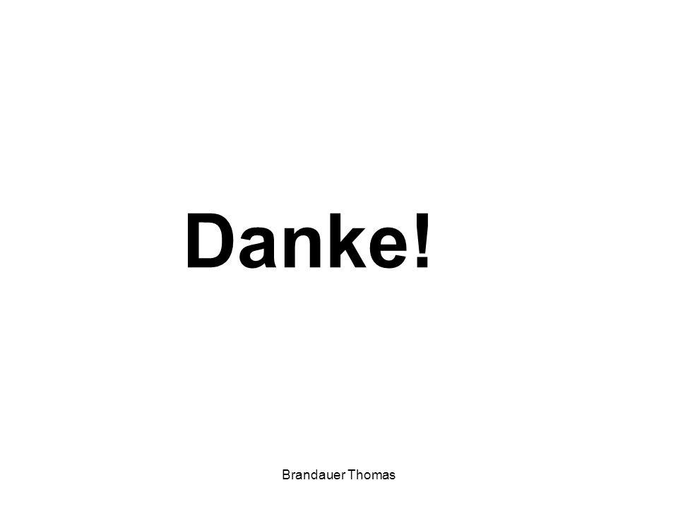 Brandauer Thomas Danke!
