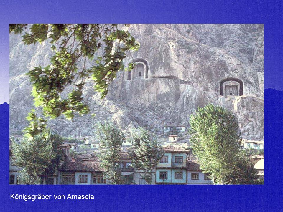Königsgräber von Amaseia