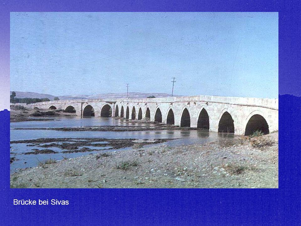 Brücke bei Sivas
