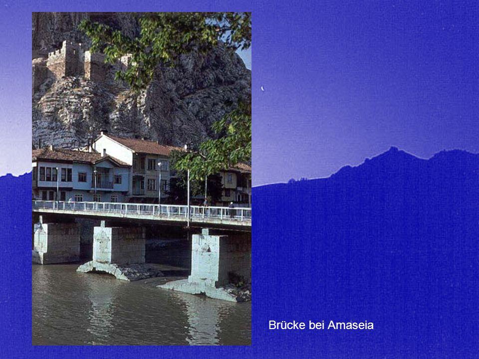 Brücke bei Amaseia