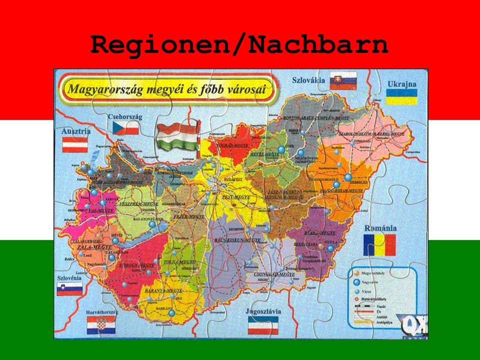 Regionen/Nachbarn