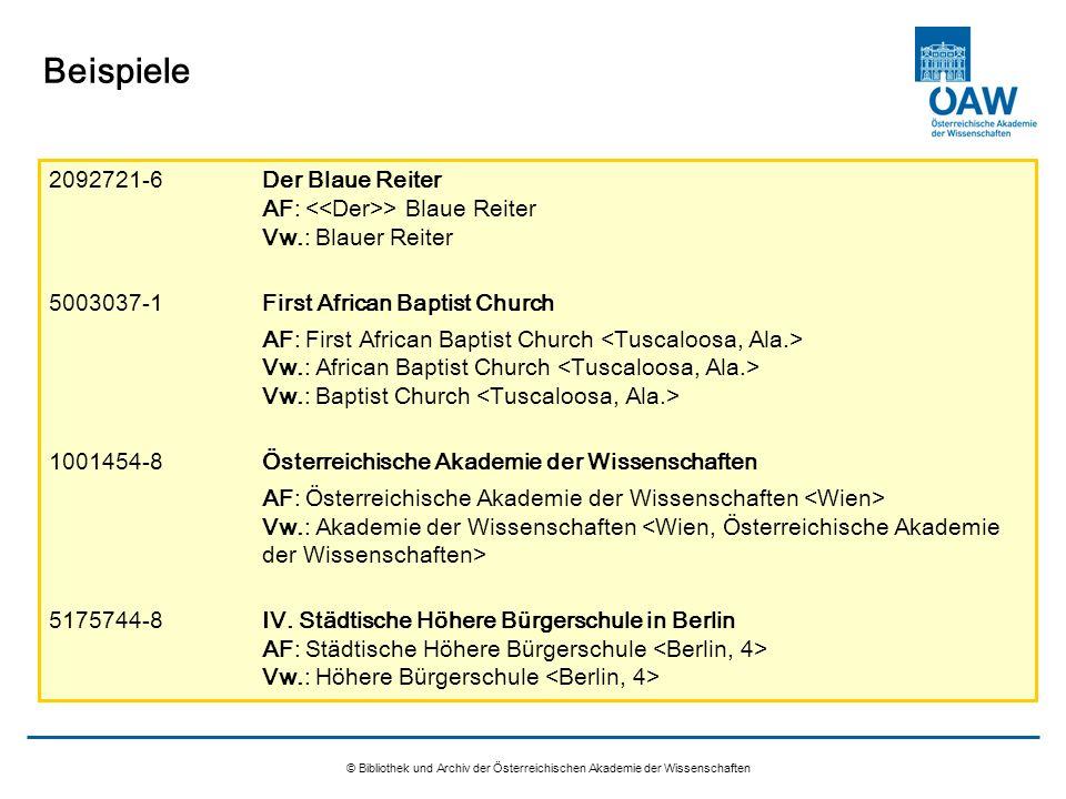 © Bibliothek und Archiv der Österreichischen Akademie der Wissenschaften Beispiele 2092721-6Der Blaue Reiter AF: > Blaue Reiter Vw.: Blauer Reiter 500