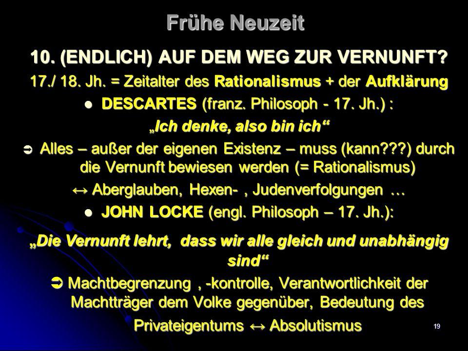 18 Frühe Neuzeit 9.