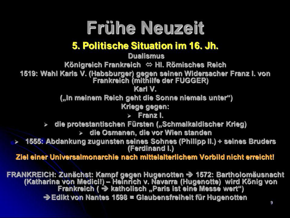 8 Frühe Neuzeit 4.
