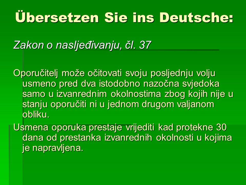 Lesen Sie den Text Das neue kroatische Erbgesetz, S.