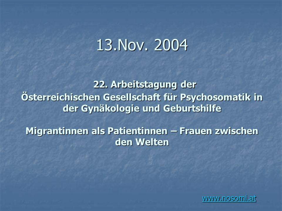 www.nosomi.at 13.Nov.2004 22.